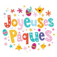 joyeuses-paques-joyeuses-pâques-dans-la-carte-de-voeux-française-53493935